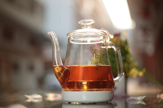 Királydinnye tea