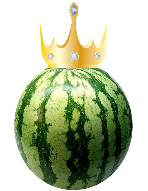 Királydinnye potencianövelésre